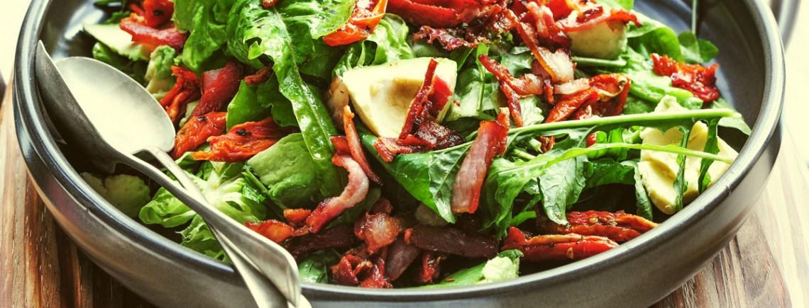 AHAA Living: Pantry Secrets, salad-stirfry