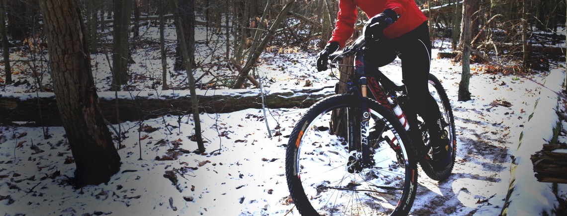 Winter Riding wide